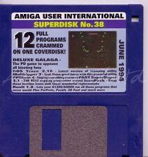 Revista Amiga usuario Internacional-coverdisk-SuperDisk 38 < Mq >