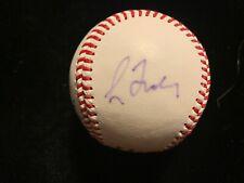 GREG MADDUX, MARTY BARRETT, MIKE MADDUX Autographed 1998 Legion Baseball