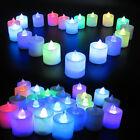 SmartLight Flameless FLICKERING Battery LED Tea Light Candles Tealights Bathroom