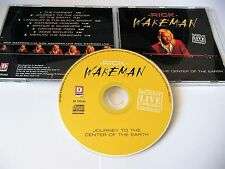 RICK WAKEMAN JOURNEY TO THE CENTRE OF THE EARTH QUALITY LIVE CONCERT CD 2002