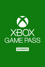 XBOX GAME PASS ULTIMATE 1 / 3 / 12 MESI XBOX ONE PC WIN 10 - ORIGINALE NO TRIAL