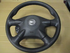 NISSAN ALMERA TINO STEERING WHEEL + AIR BAG COMPLETE FROM 2004 YEAR
