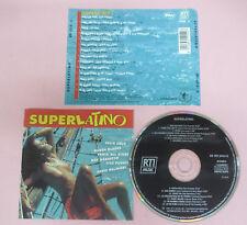 CD Compilation  Superlatino TITO PUENTE CELIA CRUZ FANIA BARRETTO no lp mc (C7)
