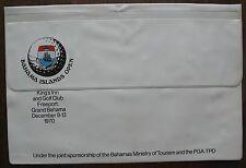 Golf Media Brief Case from December 1970 Bahama Islands Open, Kings Inn Club