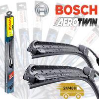 Kit Spazzole tergicristallo BOSCH AEROTWIN VW VOLKSWAGEN GOLF PLUS ANTERIORI