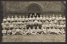 More details for royal engineers. group dressed for physical training & probably at gosport fort