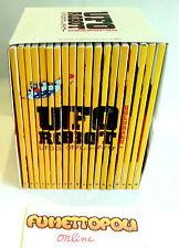 UFO ROBOT GOLDRAKE 19 DVD Cofanetto CPL con fascicoli Usato Raro OTTIMO!