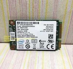 INTEL SSD 313 SERIES 24GB mSATA 3Gb/s SSDMAEXC024G3H P/N: 670071-001