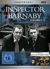 Inspector Barnaby Collector's Box 1 (Vol.1-5) - 21 DVD