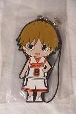 Kuroko no Basuke/Kuroko's Basketball KIYOSHI MIYAJI rubber strap/charm