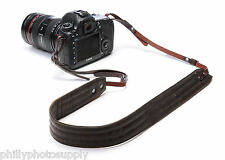 Ona Presidio Leather Handcrafted Camera Straps -( Dark Truffle)