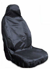 Peugeot Boxer BLACK DRIVERS VAN CAR SEAT COVER WATERPROOF HD