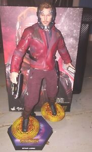 Hot Toys Avengers Infinity War Star-lord Mms539 Action Figure