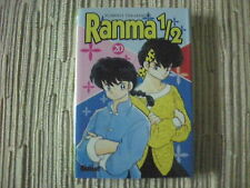 COMIC MANGA RANMA 1/2 RUMIKO TAKAHASHI VOLUMÉN 20 EDICIONES GLENAT USADO