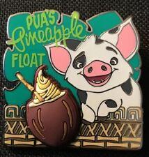 Disney WDW FairyTails Event Pet Treats Pua's Pineapple Float LE 250 Pin Moana