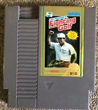 Lee Trevino's Fighting Golf (Nintendo Entertainment System, NES 1989)