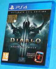 Diablo 3 Reaper of Souls - Ultimate Evil Edition - Sony Playstation 4 PS4 - PAL