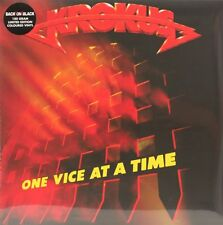 One Vice At A Time  KROKUS Vinyl Record