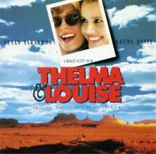 THELMA & LOUISE Original Soundtrack CD BRAND NEW