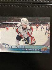 2016-17 UD Hockey Series 2 Canvas #C205 Andre Burkakovsky