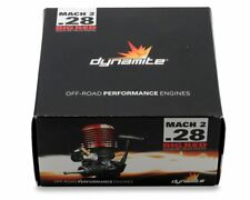 """Dynamite DYN0992 """"Big Red"""" Monster .28 Mach 2 RC Engine with Pull / Spin Start"""