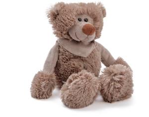 DAVE l Brown Soft Cuddly Teddy Bear I 20cm I Birthday Present I Nursery