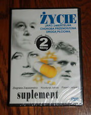Life As a Fatal Sexually Transmitted Disease/ The Supplement (DVD) Krzy Zanussi