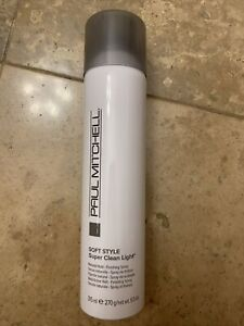 Paul Mitchell Soft Style Super Clean Light 9.5 oz.NEW