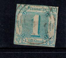 Thurn + Taxis 15 gestempelt - interne Nr. 1