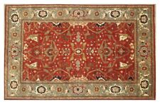 Quality Craftmanship 10' x 14' Red Woven Entirely by Hand Rug