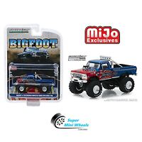 Greenlight 1:64 Original Bigfoot #1 Ford F-250 Monster Truck Flames【Pre-Order】