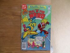 1981 ADVENTURE COMICS # 480 DIAL H FOR HERO SIGNED BY CARMINE INFANTINO ART, POA