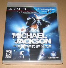 Michael Jackson: The Experience (Sony PlayStation 3) Brand New / Fast Shipping