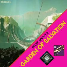Garden of Salvation FULL RAID + SECRET CHESTS - PS4 Destiny 2