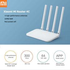 Xiaomi Mi Router 4C 4 Antennas 2.4G 300Mbps APP Control WiFi Wireless Router US