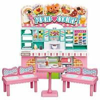 TAKARA TOMY Licca-chan FOOD COURT w/ Tracking NEW