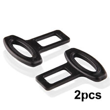 2x Hot Universal Auto Car Durable PP Seat Belt Buckle Total Length 59mm/2.32inch