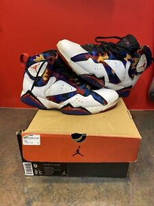 Jordan retro 7 Ugly Sweater Size Mens 9.5 Pre-Owned