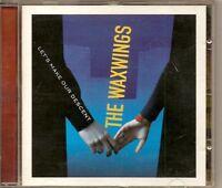THE WAXWINGS Let's Make Our Descent CD ALB RAINBOW QUARTZ RECORDS