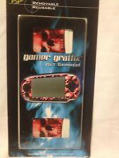 Gamer Graffix Skin: Transformers - Optimus Prime- PSP-CHRISTMAS PRICE-FREE SHIP!