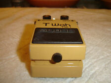 Boss TW-1, T Wah, Made in Japan, Vintage 70s/80s Guitar Pedal