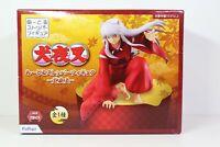inuyasha Noodle stopper Figure FuRyu Prize PVC Anime Manga