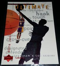 Eddie Jones 1997-98 Upper Deck ULTIMATE Insert Card