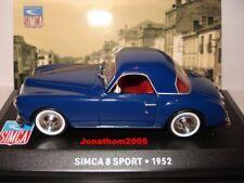 SIMCA 8 SPORT - 1952  au 1/43 °