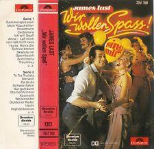 James Last - MC - Wir wollen Spass ! - 1982 - ! ! ! ! !