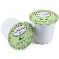 Twinings Pure Peppermint Tea Keurig K-Cups, 96 Count
