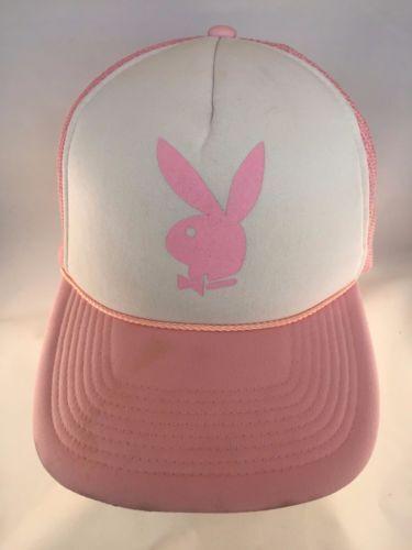 7d171e4deb8 Sell Playboy Trucker Hats for Men