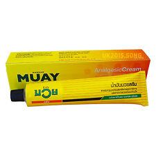 Namman Muay Thai Boxe analgseic Crema 100g-Dolori muscolari & allevia il dolore