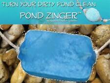 APS Pond Zinger Mini Pond Log Green Water Clarifier of Water Fish & Plant Safe