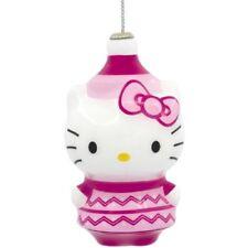 Hallmark Hello Kitty Kawaii Decoupage Christmas Ornament